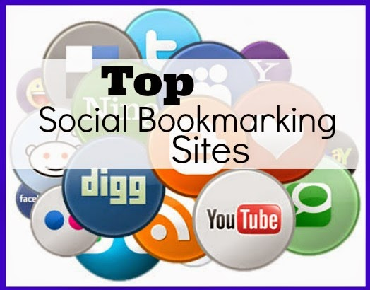 Top 120 High PR Social Bookmarking Sites of 2019