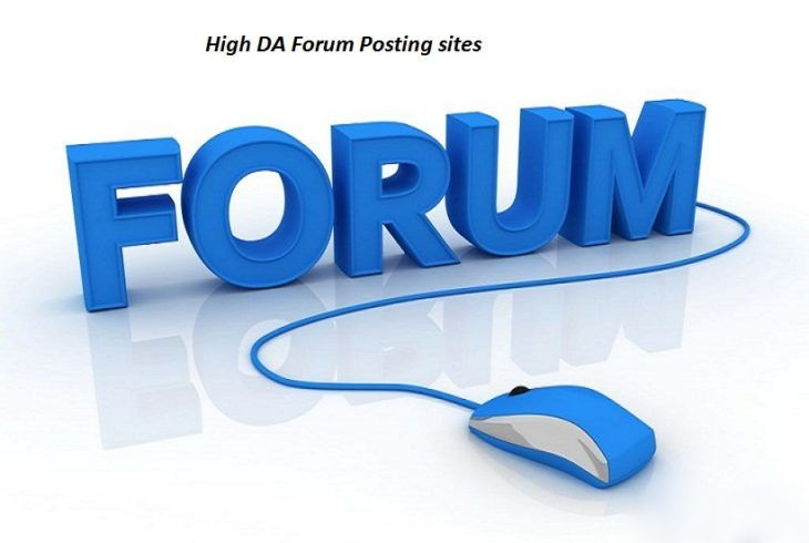 Do Follow Forum Submissions Sites